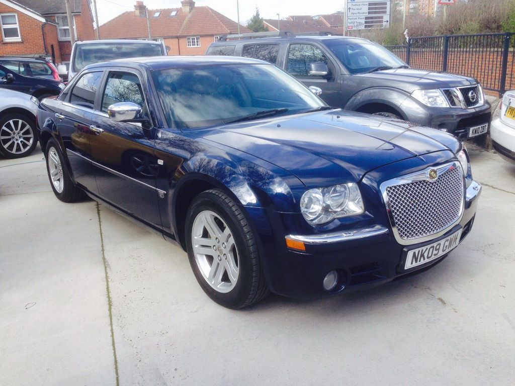 Chrysler 300C Saloon 3.5 V6 4dr