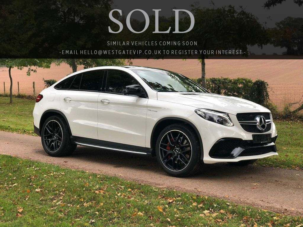 Mercedes-Benz GLE Class Coupe 5.5 GLE63 V8 AMG S Night Edition SpdS+7GT 4MATIC (s/s) 5dr