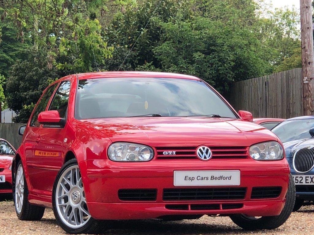 Volkswagen Golf Hatchback 1.8 T GTI Anniversary Ltd Edn 3dr