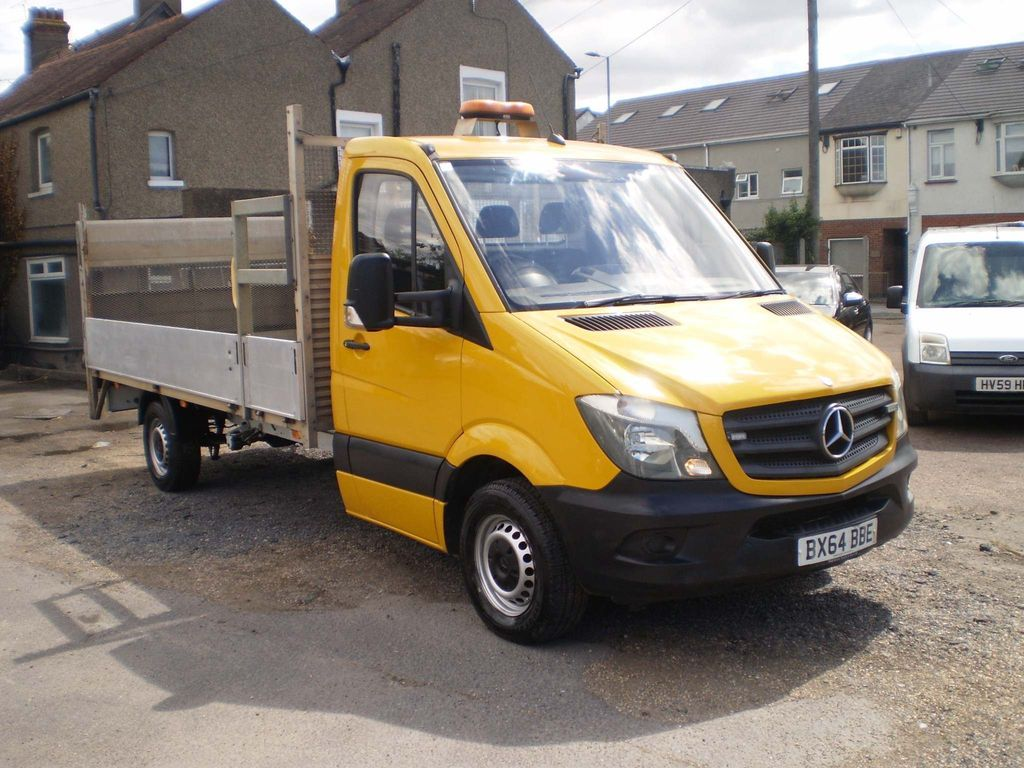 Mercedes-Benz Sprinter Chassis Cab 2.1 CDI BlueTEC 313 Chassis Cab 2dr (LWB)