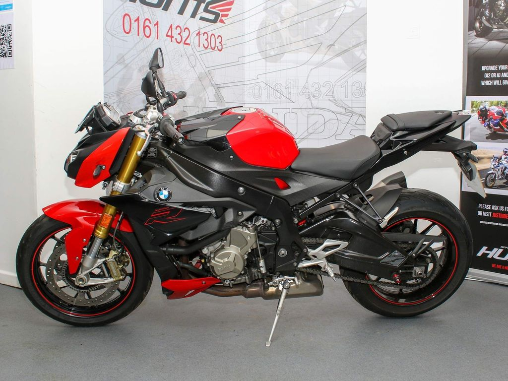 BMW S1000R Naked 1000 R Sport ABS