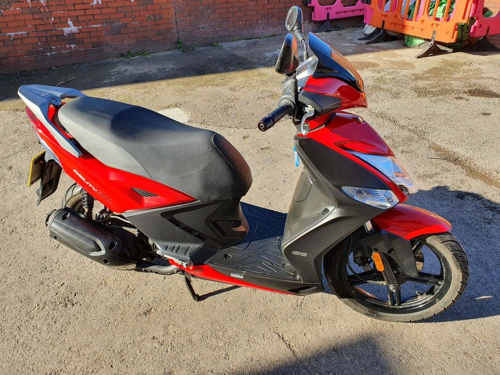 Kymco Agility Scooter City 125
