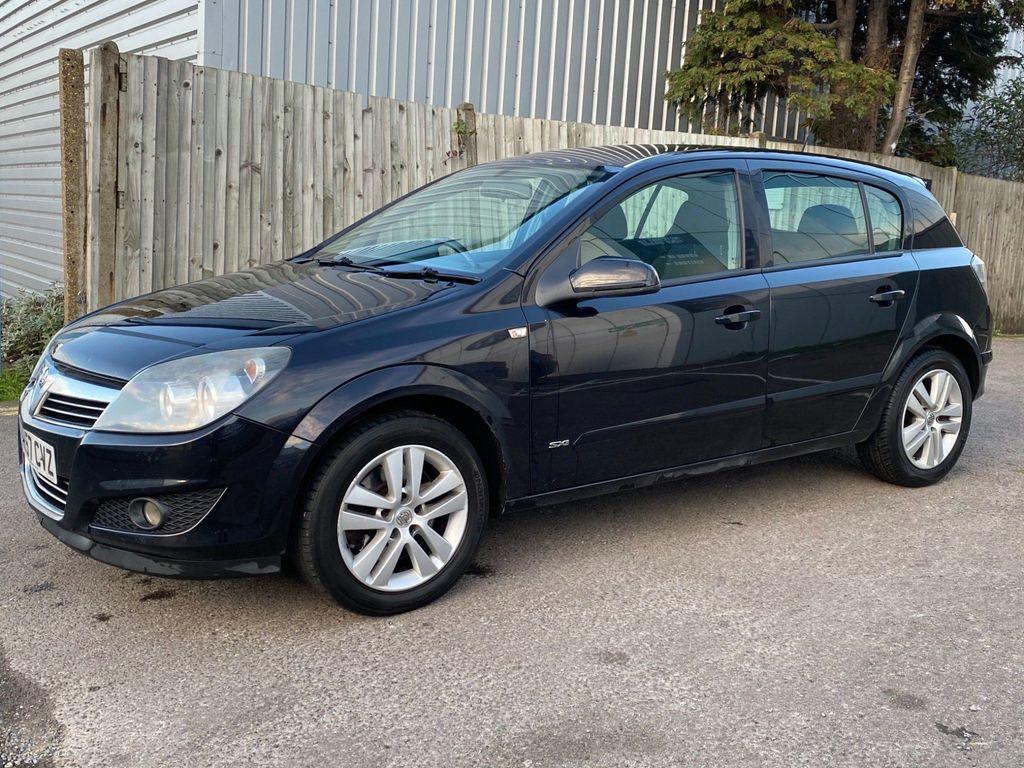 Vauxhall Astra Hatchback 1.9 CDTi 8v SXi 5dr