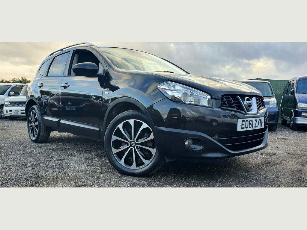 Nissan Qashqai+2 SUV 2.0 dCi n-tec Auto 4WD 5dr