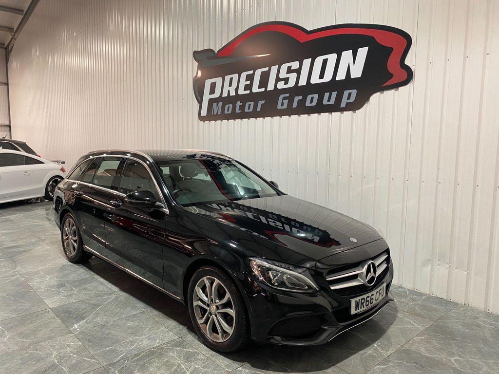 Mercedes-Benz C Class Estate 2.1 C220d Sport (Premium) 7G-Tronic+ (s/s) 5dr