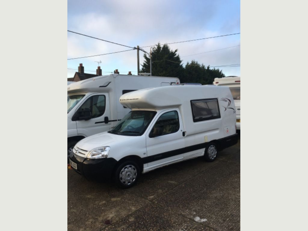 Romahome R20 Micro Motorhome **SORRY NOW SOLD**