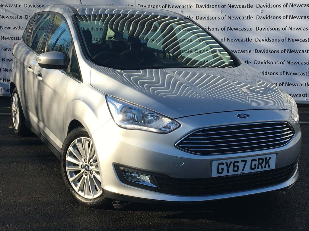 Ford Grand C-Max MPV 1.5 TDCi Titanium Powershift (s/s) 5dr