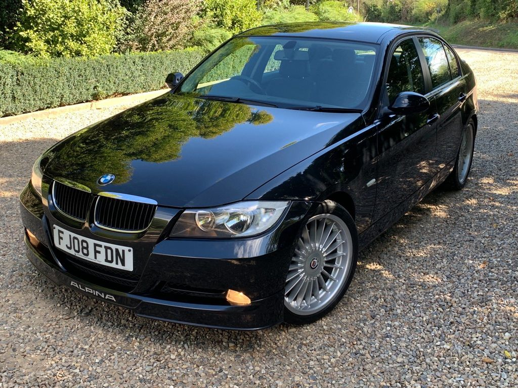 BMW ALPINA D3 Saloon {Edition unlisted}
