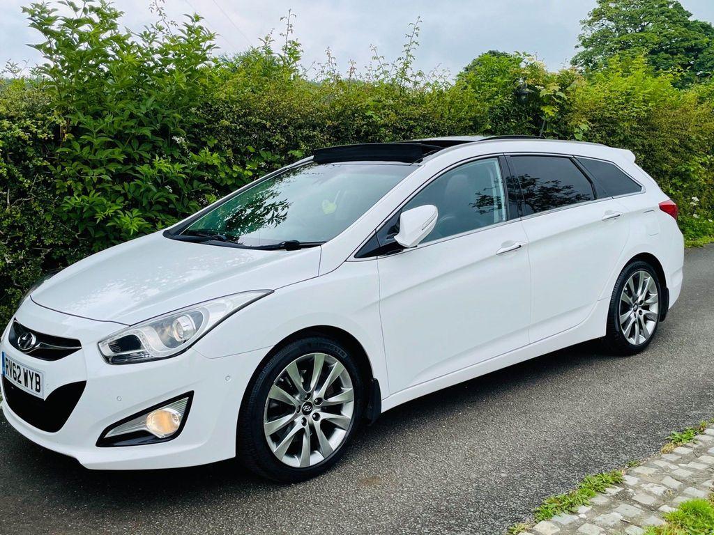 Hyundai i40 Estate 1.7 CRDi Premium 5dr
