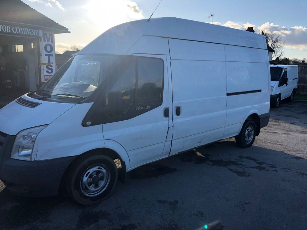 Ford Transit Panel Van 2.2 Lwb High Roof . Air Conditioning