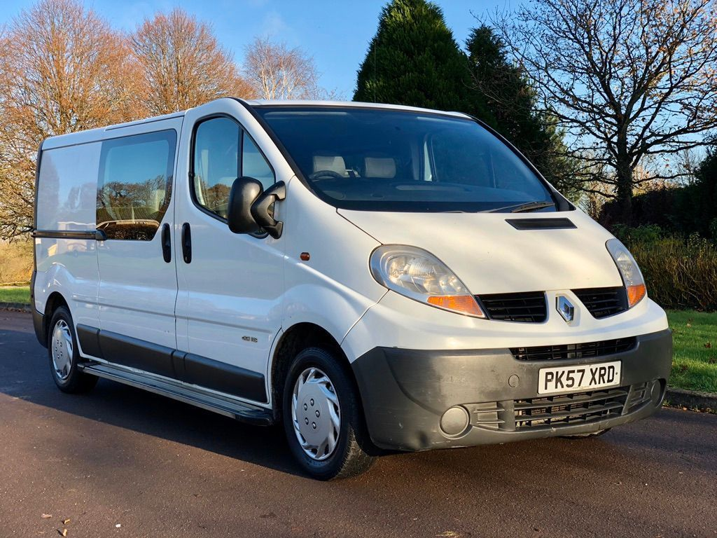 Renault Trafic Other 2.0 TD dCi LL29 Crew Van 4dr