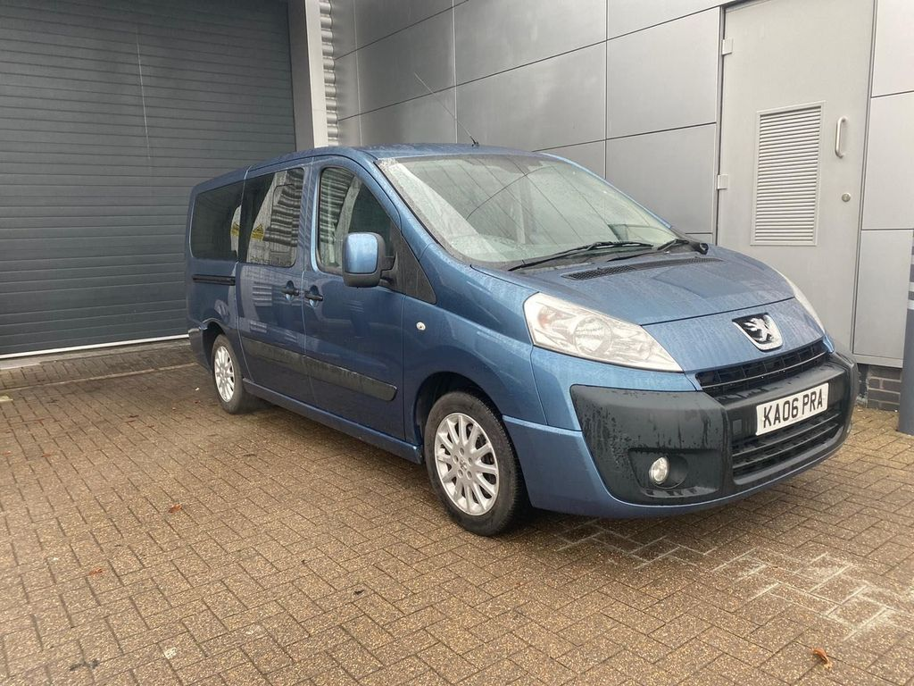 Peugeot Expert Tepee Other 2.0 HDi L2 Tepee Leisure Combi 5/6 Seater 4dr