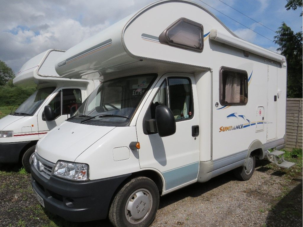Swift Sundance 530 L Coach Built