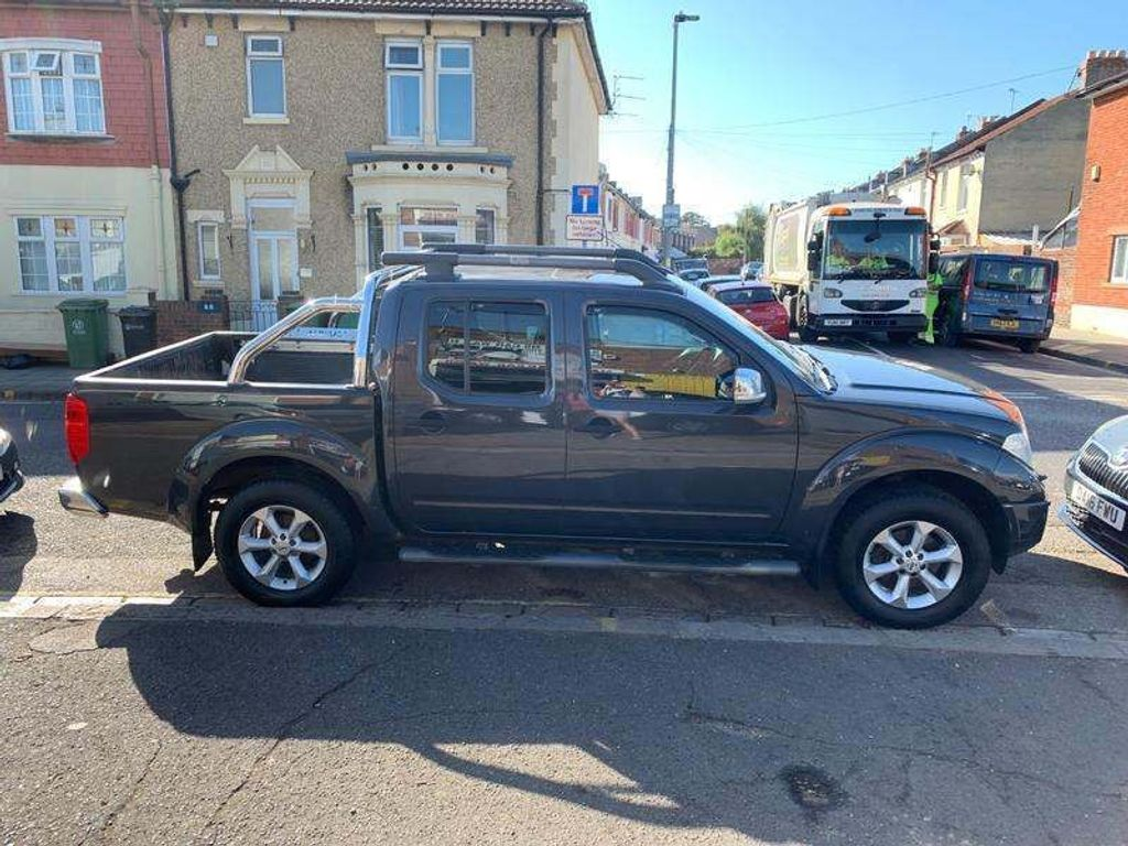 NISSAN NAVARA Pickup 2.5 dCi Long Way Down Double Cab Pickup 4dr