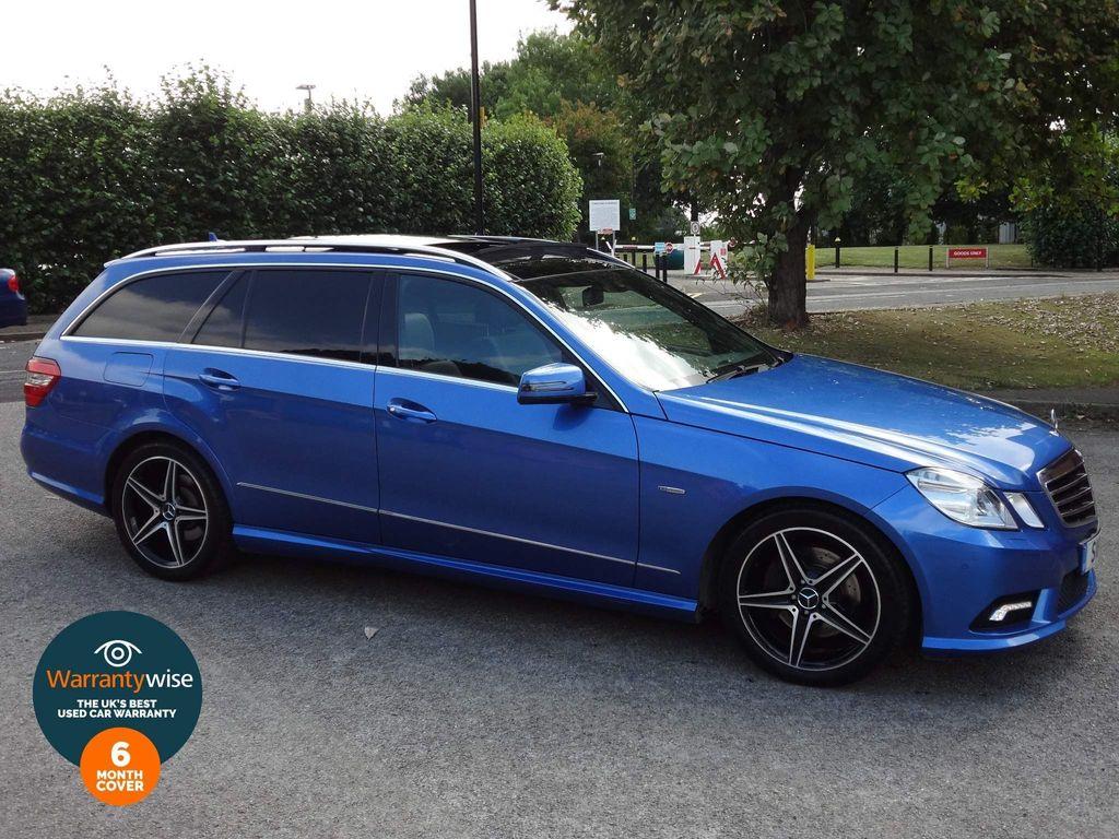 Mercedes-Benz E Class Estate 2.1 E220 CDI BlueEFFICIENCY Sport Auto 5dr
