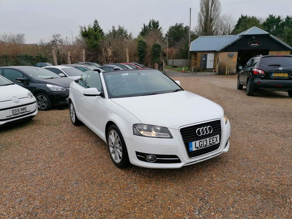 Audi A3 Cabriolet Convertible 2.0 TDI Sport Final Edition Cabriolet S Tronic 2dr