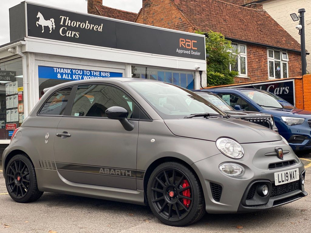 Abarth 595 Hatchback 1.4 T-Jet Competizione 70th 3dr