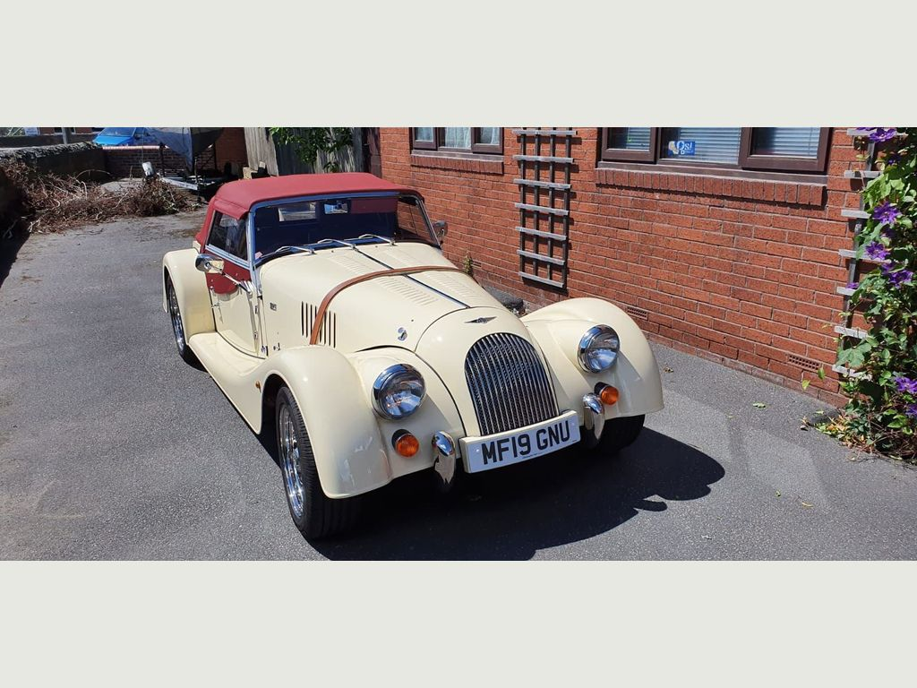 Morgan Roadster Coupe 3.7 2dr