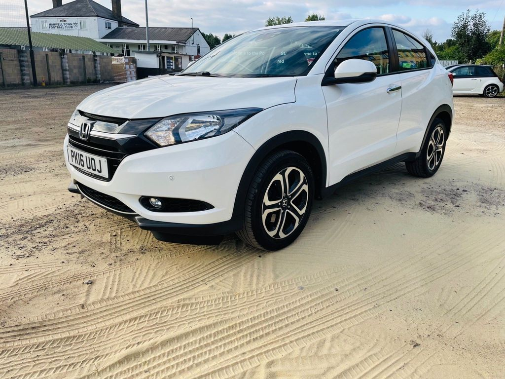 Honda HR-V SUV 1.6 i-DTEC SE Navi (s/s) 5dr