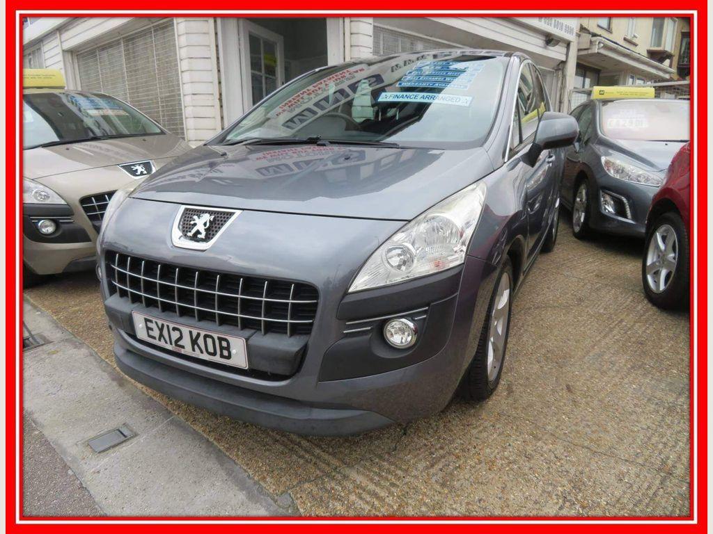Peugeot 3008 SUV 1.6 VTi Sport 5dr