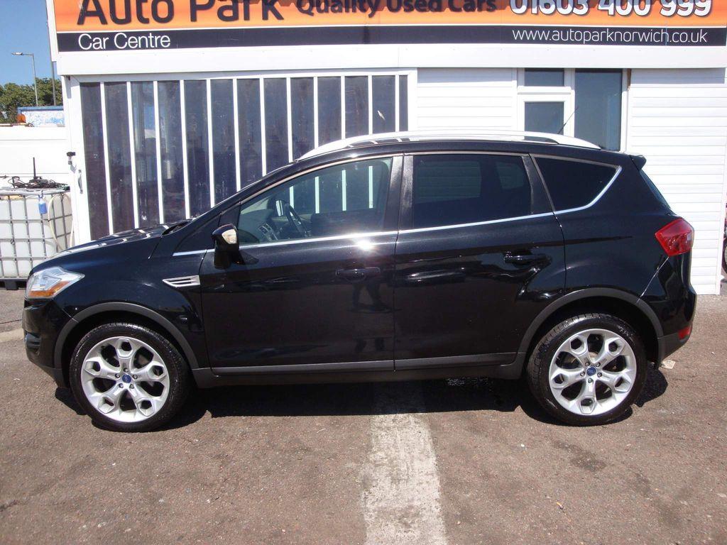 Ford Kuga SUV 2.0 TDCi Titanium Powershift 4x4 5dr