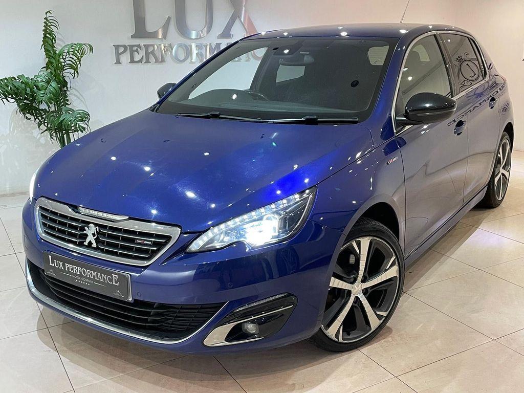Peugeot 308 Hatchback 1.6 BlueHDi GT Line (s/s) 5dr