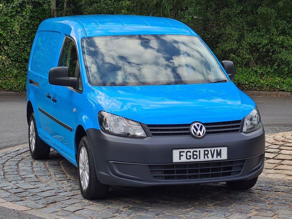 Volkswagen Caddy Maxi Panel Van 1.6 TDI C20 Maxi 5dr