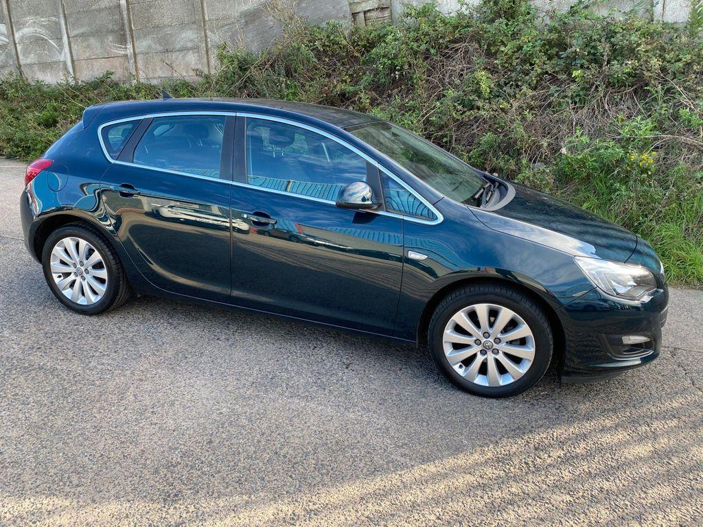 Vauxhall Astra Hatchback 1.4 16v Tech Line 5dr