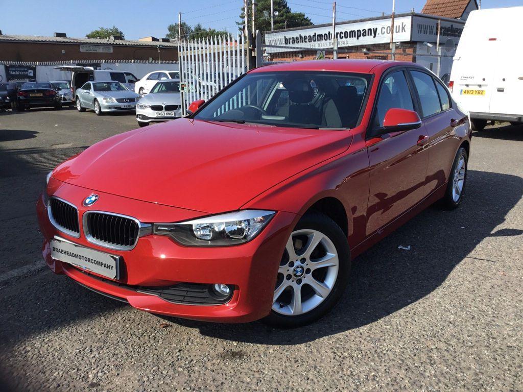 BMW 3 Series Saloon 1.6 316i ES (s/s) 4dr