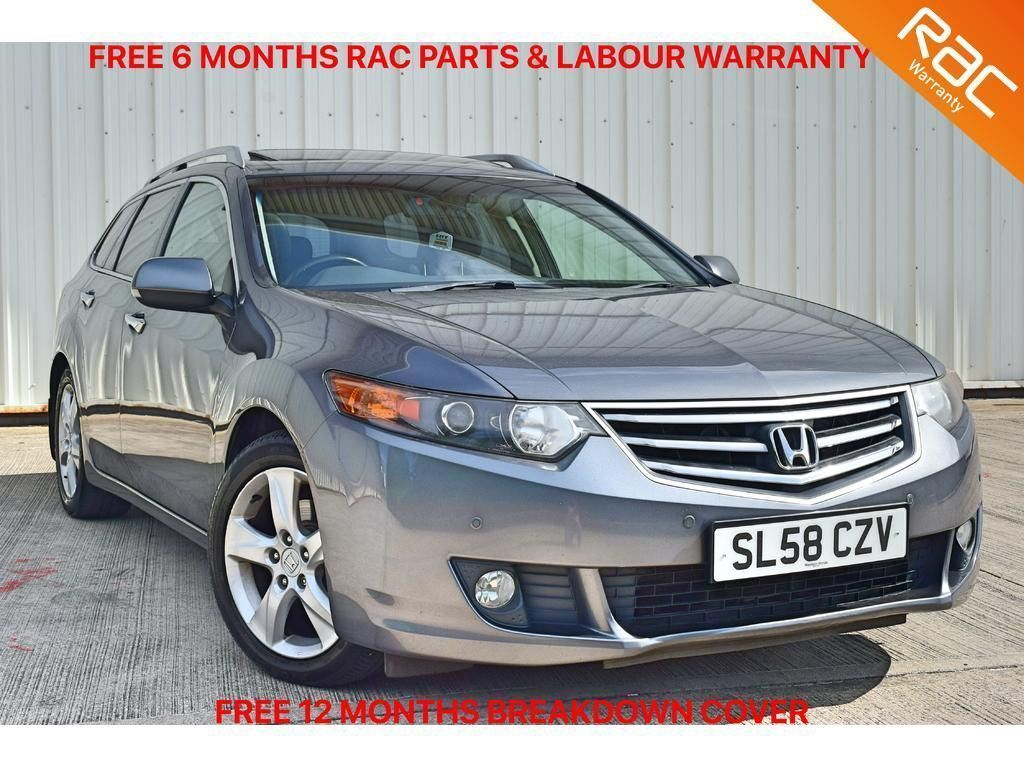Honda Accord Estate 2.2 i-DTEC EX Tourer 5dr