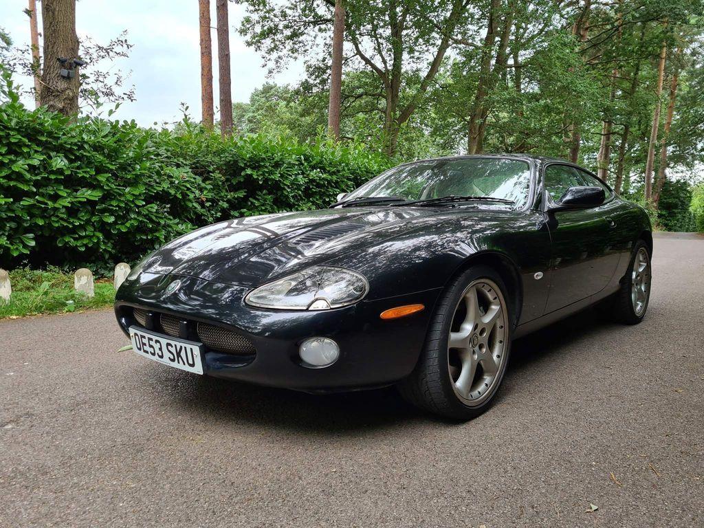 Jaguar XKR Coupe 4.2 Supercharged 400 2dr