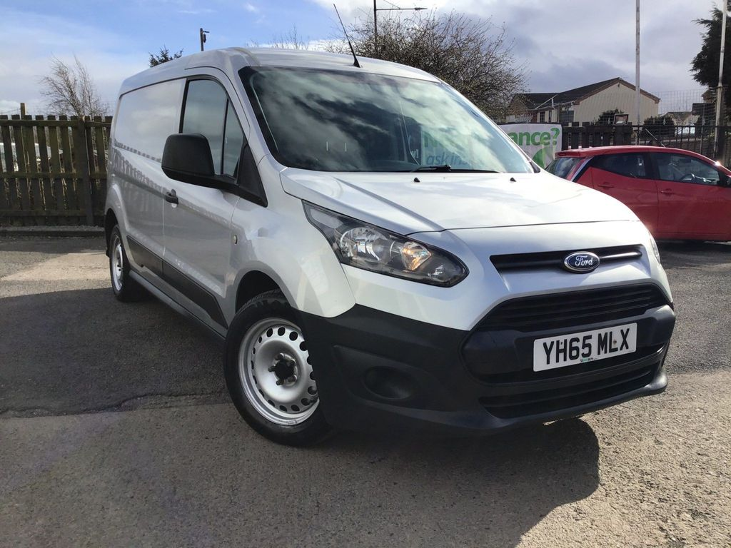 Ford Transit Connect Panel Van 1.6 TDCi 240 L2 4dr