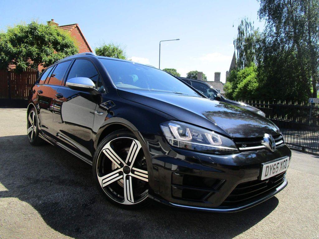 Volkswagen Golf Estate 2.0 TSI BlueMotion Tech R DSG 4MOTION (s/s) 5dr