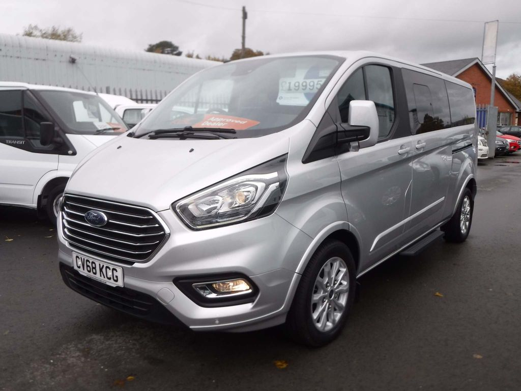Ford Tourneo Custom Other 2.0 310 EcoBlue Titanium L2 EU6 (s/s) 5dr (8 Seat)