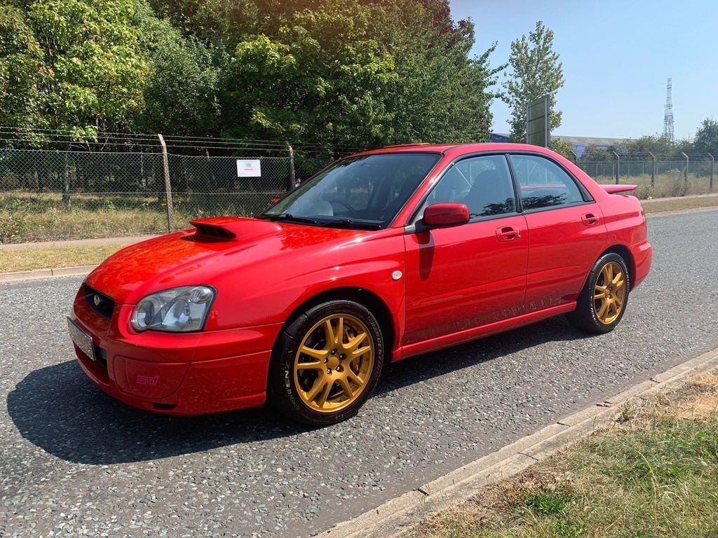Subaru Impreza Saloon Litchfield WRX STI Spec C