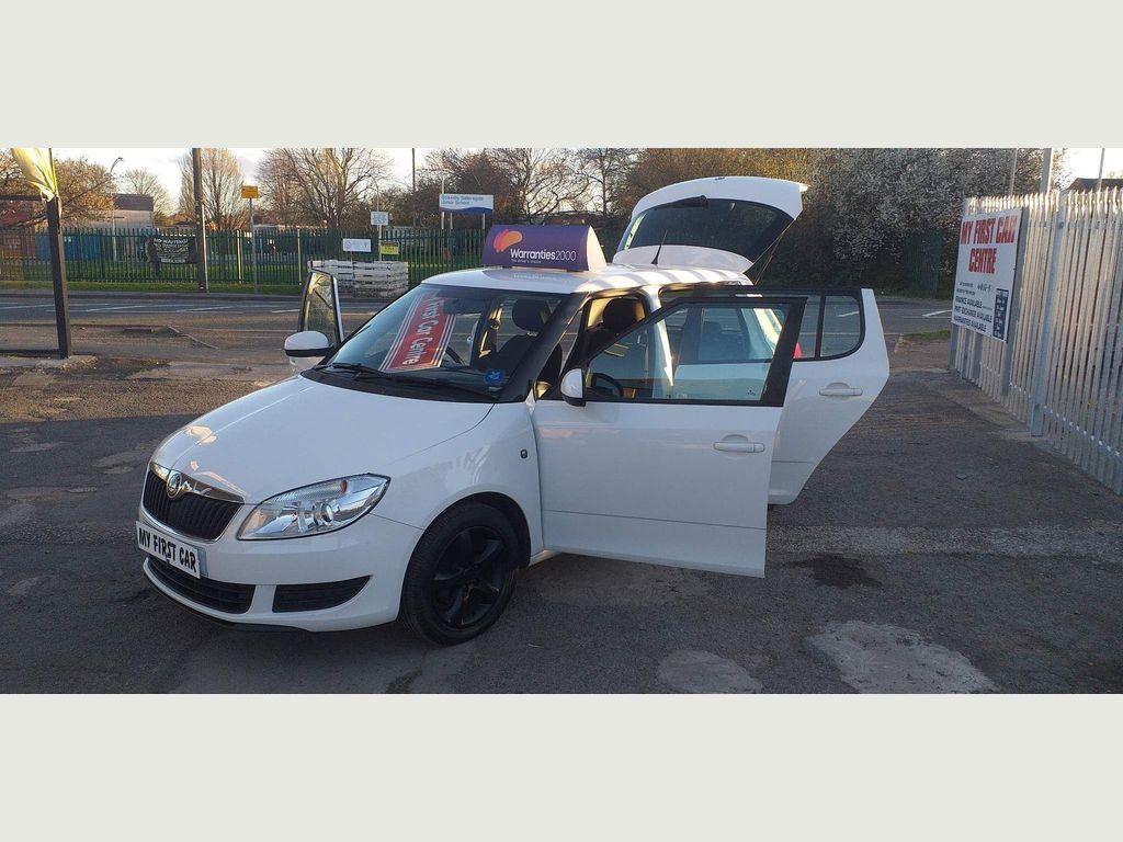 SKODA Fabia Hatchback 1.4 MPI SE 5dr