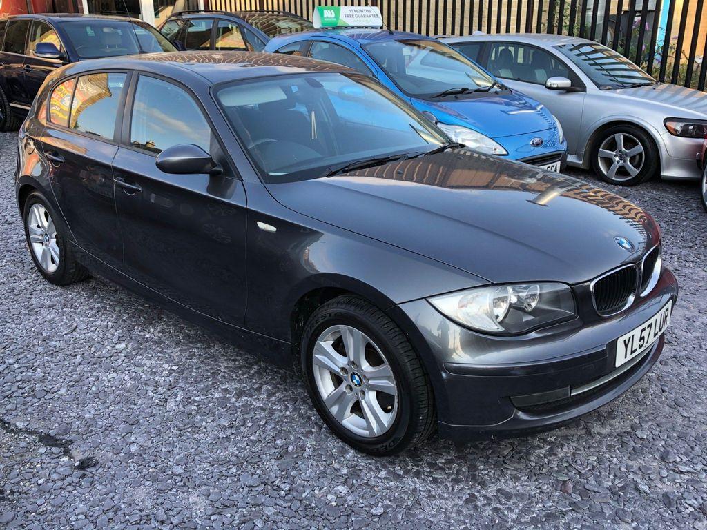 BMW 1 Series Hatchback 2.0 120d SE 5dr