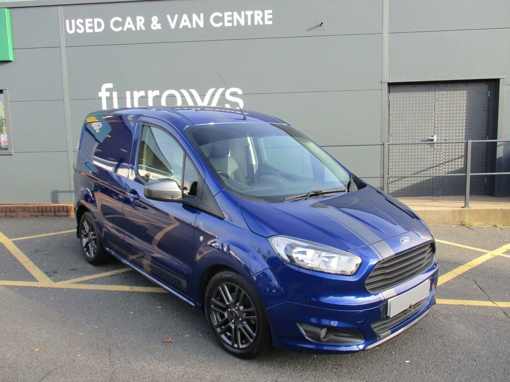 Ford Transit Courier Panel Van SPORT 1.0 100 PS **NO VAT**