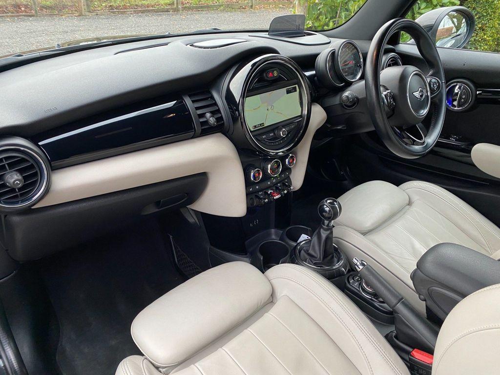 MINI Hatch Hatchback 2.0 Cooper S (s/s) 3dr