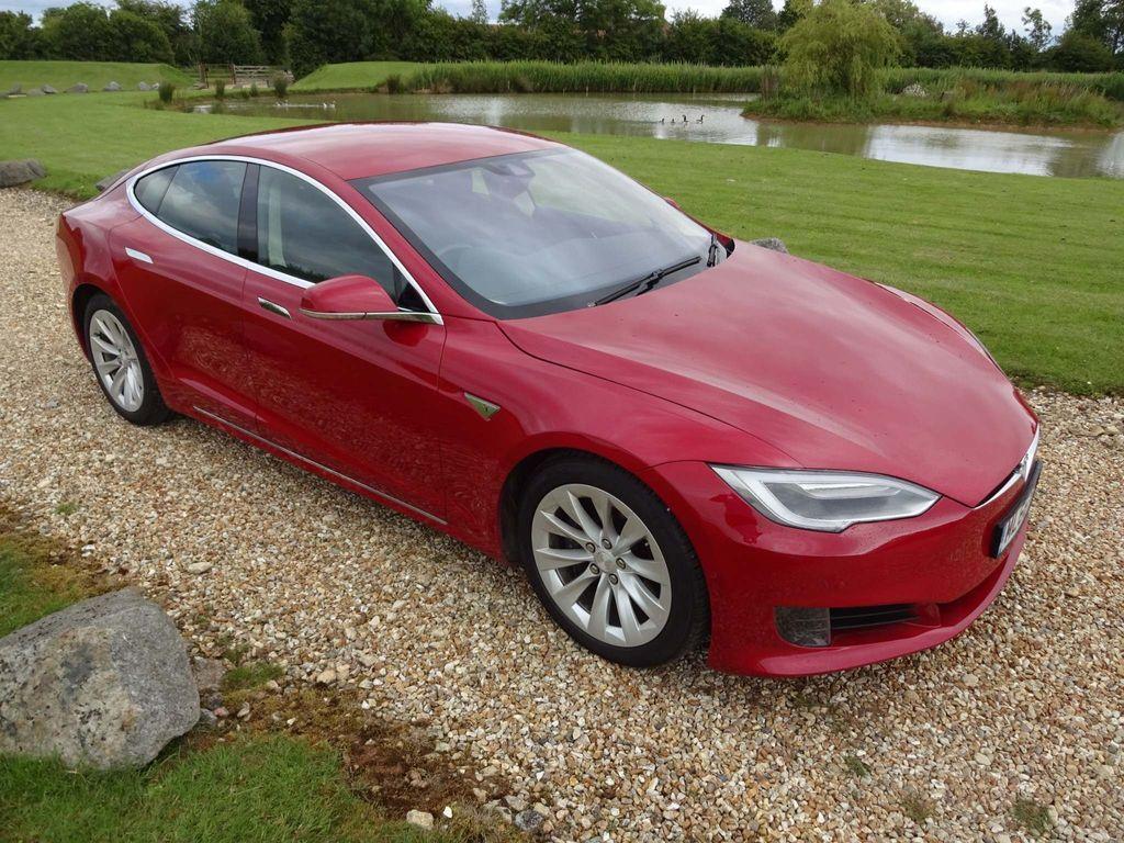 Tesla Model S Saloon 75D Executive Edition Auto 4WD 5dr