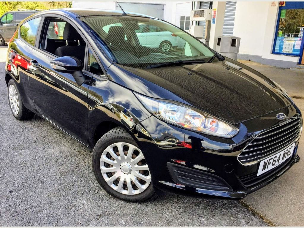 Ford Fiesta Hatchback 1.5 TDCi Style 3dr