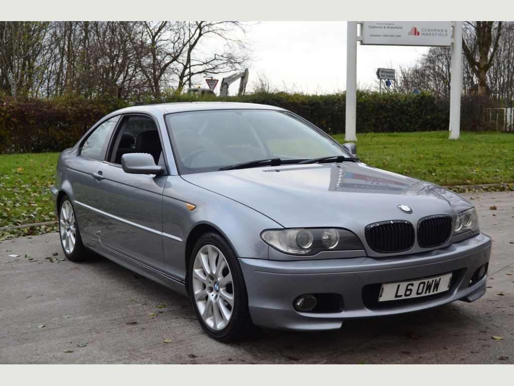 BMW 3 Series Coupe 2.0 320Cd SE 2dr
