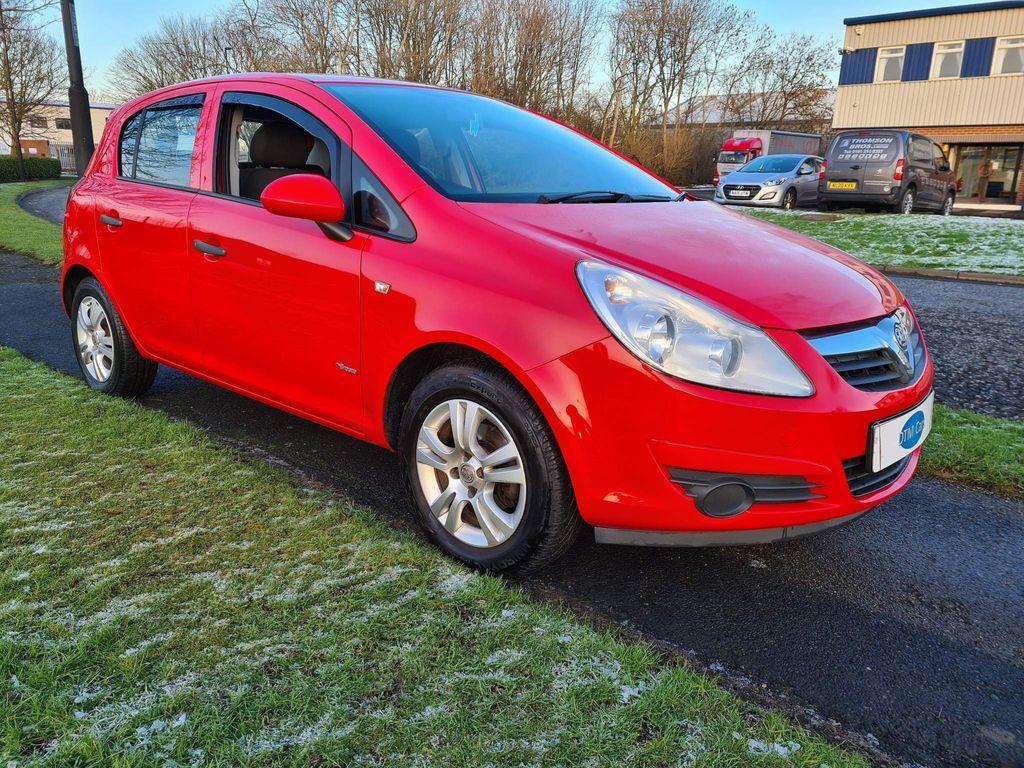 Vauxhall Corsa Hatchback 1.3 CDTi Breeze 5dr