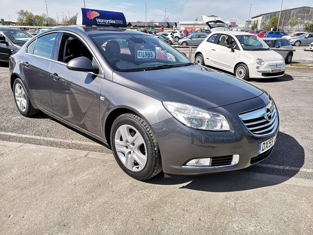 Opel Insignia Unlisted