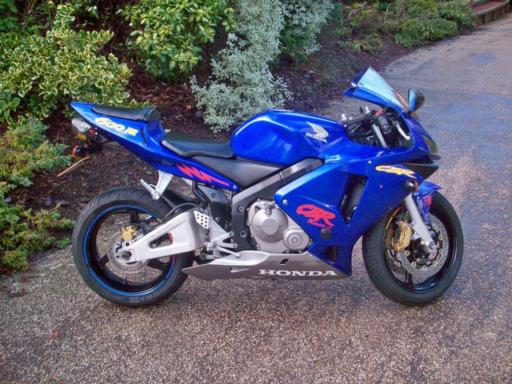Honda CBR600RR Super Sports 600RR