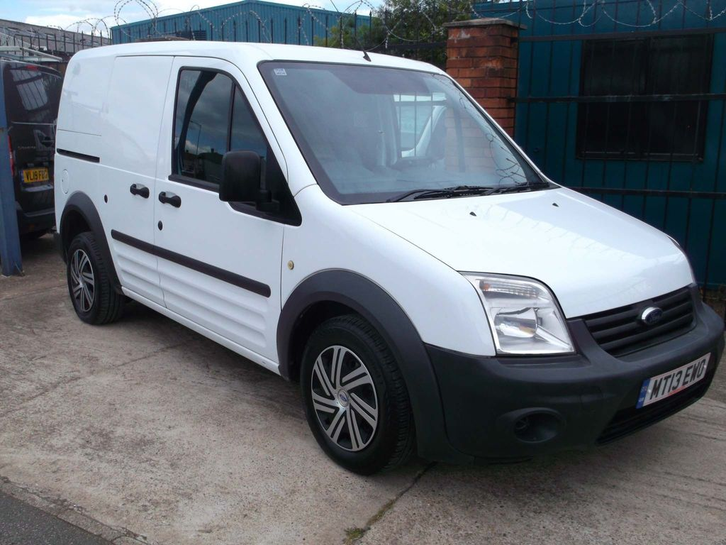 Ford Transit Connect Panel Van 1.8 TDCi T220 Panel Van SWB 4dr DPF