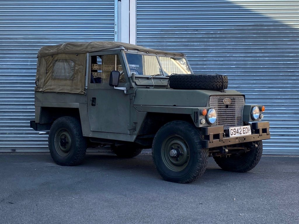 Land Rover Lightweight Unlisted