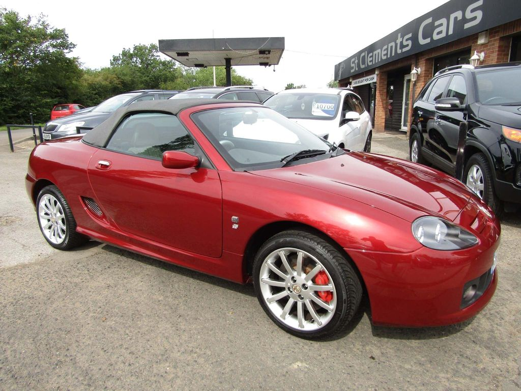 MG TF Convertible 1.8 Spark SE 2dr