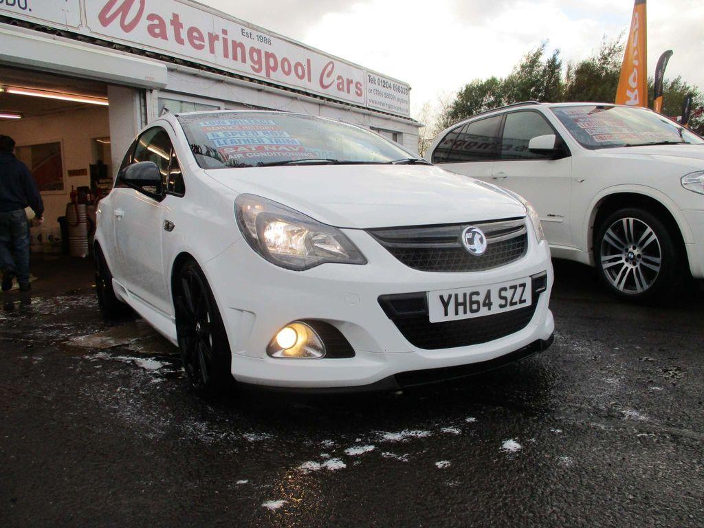 Vauxhall Corsa Hatchback 1.6 i Turbo 16v VXR Clubsport 3dr