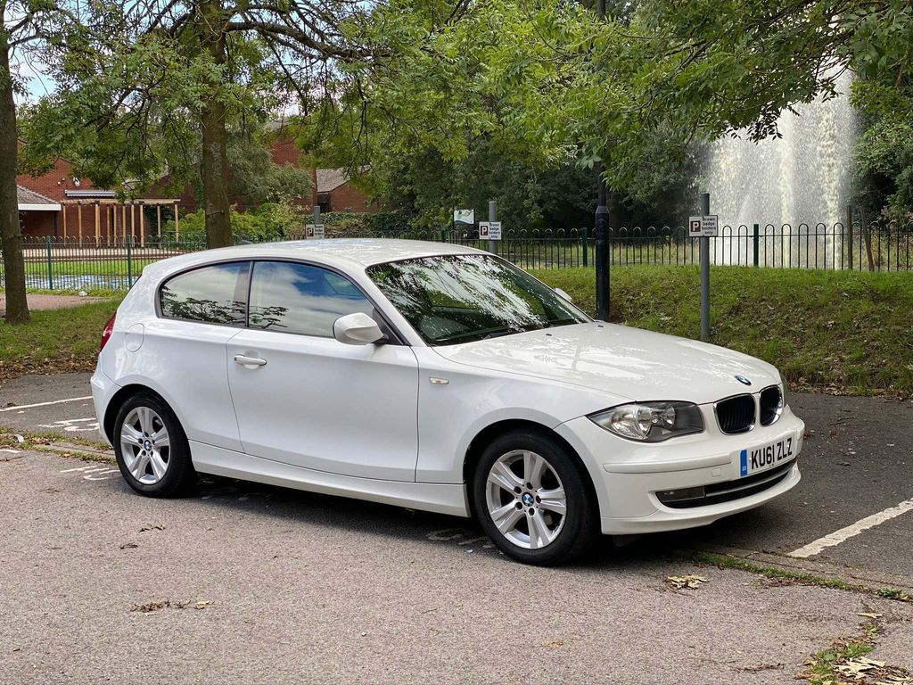 BMW 1 Series Hatchback 2.0 116i SE 3dr